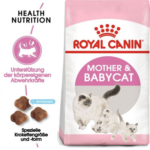 FHN Mother & Babycat 400g