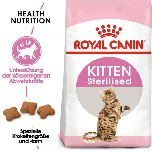 FHN Kitten Sterilised 400g