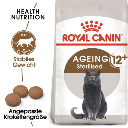 FHN Ageing Sterilised 12+ 400g