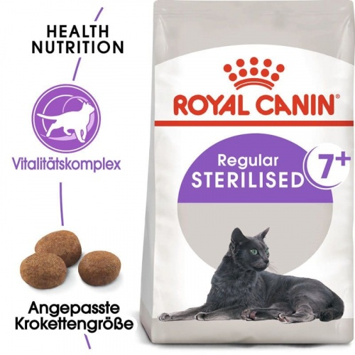 FHN Sterilised 7+ 400g