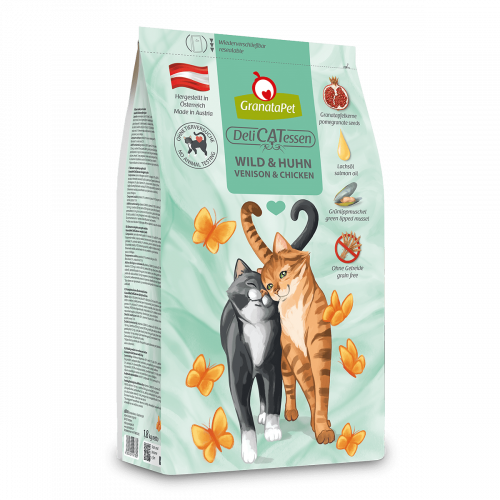 DeliCatessen Wild & Huhn Adult 300 g