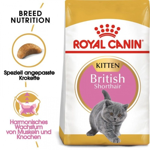 FBN Kitten Brit.Shorthair 400g