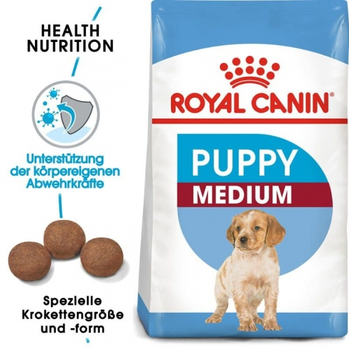 SHN Medium Puppy 4kg