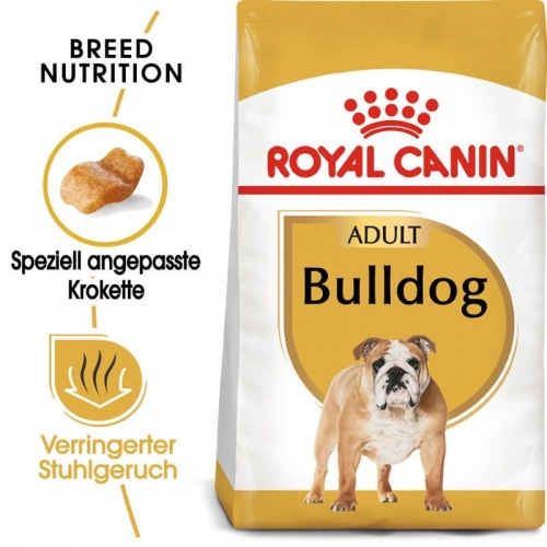 BHN English Bulldog 12kg