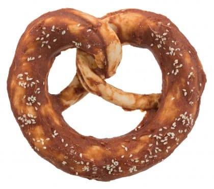 Denta Fun Duck Pretzel