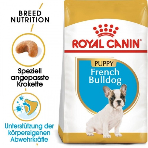 BHN French Bulldog Junior 3kg