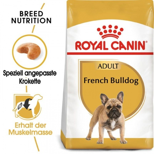 BHN French Bulldog 3kg