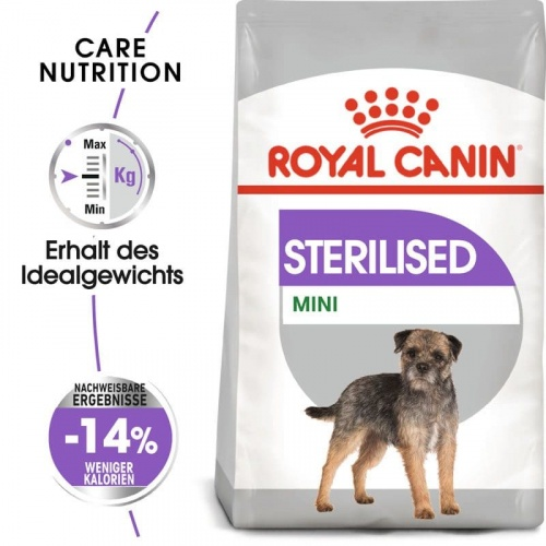 CCN Sterilised Mini 3kg