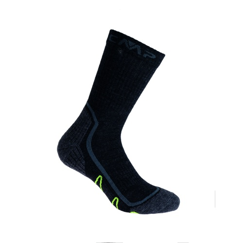 KIDS TREKKING SOCK POLY MID