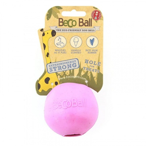 Beco 6,5cm Ball MEDIUM pink