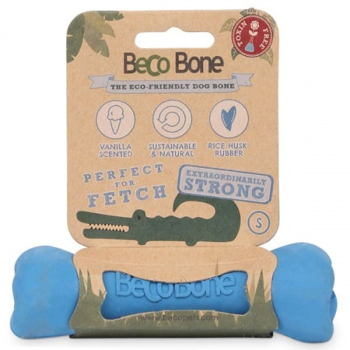 Beco 12cm Bone SMALL blue