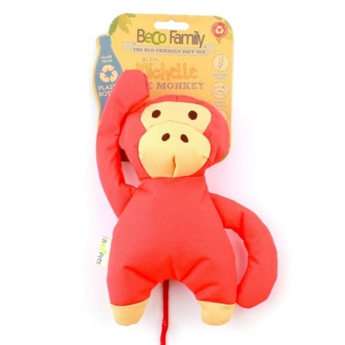 Beco Plush Toy Monkey Medium Hund