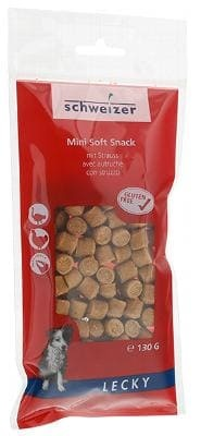 Mini Soft Snack 130 G
