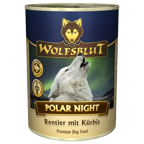 Polar Night Adult Rentier & Kürbis
