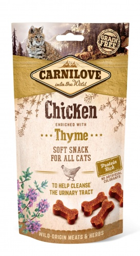 Cat Chicken & Thyme Soft Snack