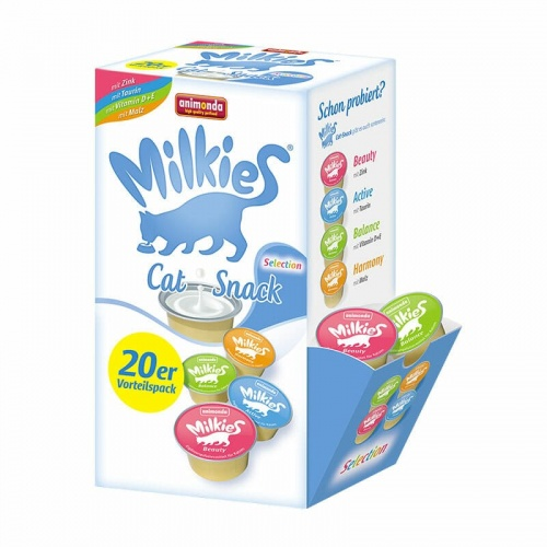 Anim 15g Milkies Selection MP Cups