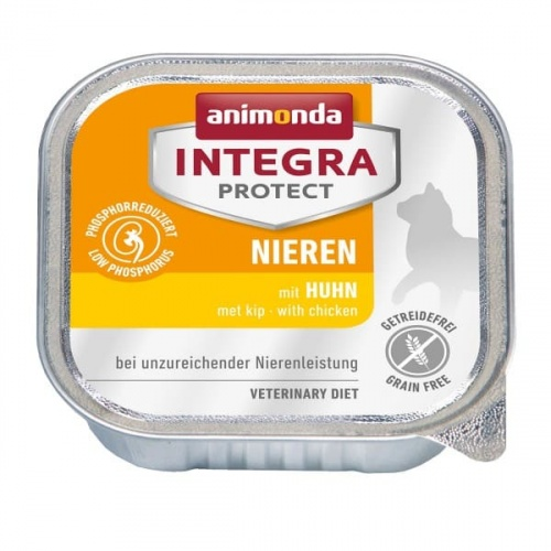 Integra 100g Niere Huhn Cat