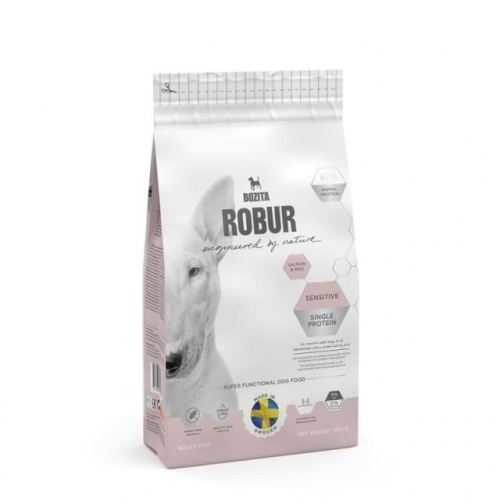 Robur 950g Sens. Single Protein Salmon