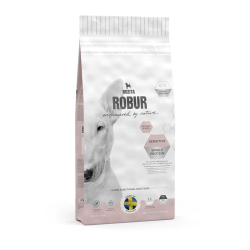 Robur 12,5kg Sens. Single Protein Salmon