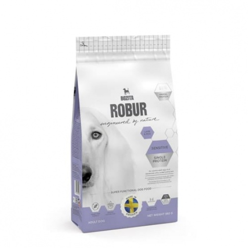 Robur 950g Sens. Single Protein Lamb