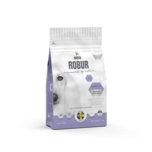 Robur 3kg Sens. Single protein Lamb