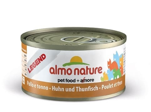 Almo 70g NATURAL Huhn+Thunfisch