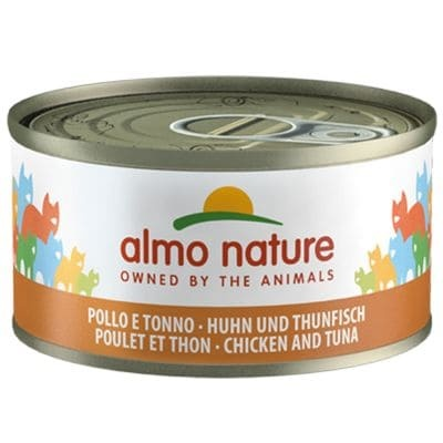 Almo 150g NATURAL Thunf.+Huhn