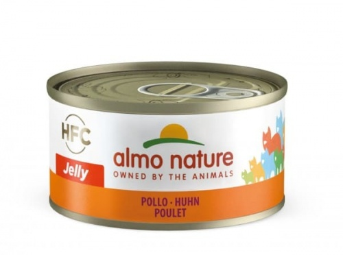 Almo 70g JELLY Huhn