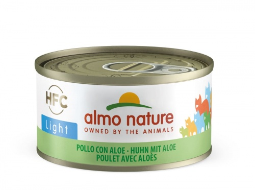 Almo 70g LIGHT Huhn+Aloe