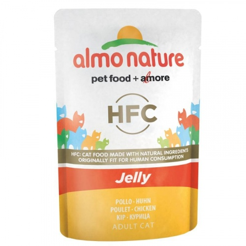 Almo 55g JELLY Huhn