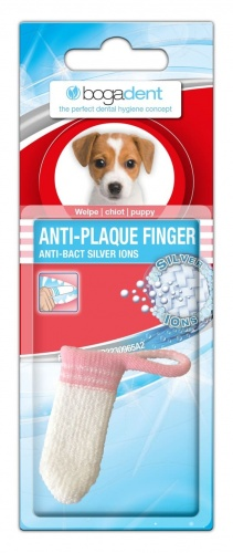 BogaDent Anti-Plaque Finger Welpe