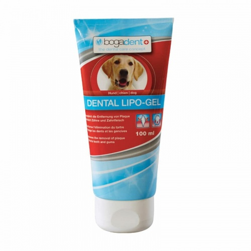 BogaDent Dental Lipo-Gel Hund