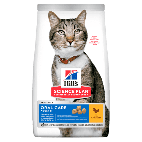 Hills Science Plan  Ad Oral Care Huhn 1.5kg