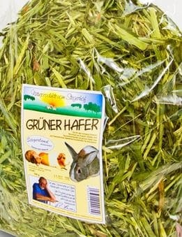 Grüner Hafer 500g