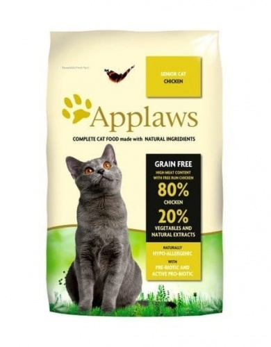 Applaws 2kg Hühnchen SENIOR CAT