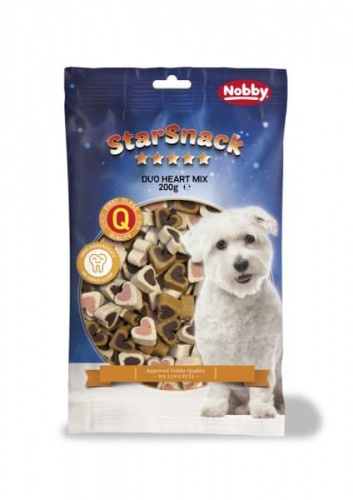 StarSnack Duo Heart Mix  Tüte, 200 g