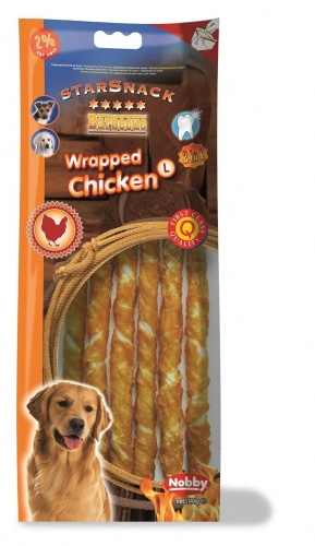 StarSnack Barbecue Wrapped Chicken  L, 144 g
