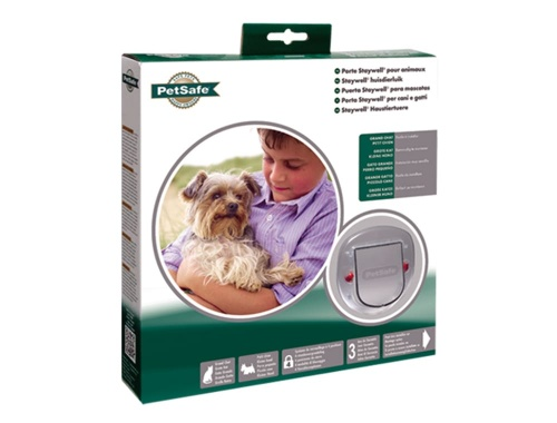 PetSafe Tür 270 transparent