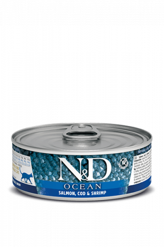 Farmina ND Ocean  Adult Lachs 80g