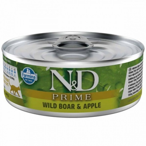 Farmina ND Prime  Adult Wildschwein  80g