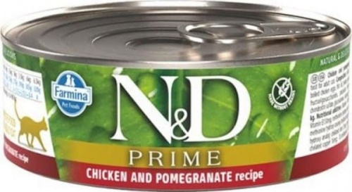 Farmina ND Prime  Adult Huhn 80g