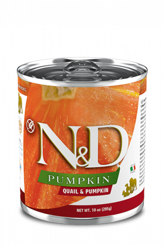 Farmina ND Pumpkin  Adult Wachtel  285g