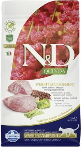 Farmina ND Quinoa  Weight M. Lamm 1.5kg