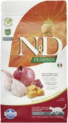 Farmina ND Pumpkin  Adult Wachtel 300g