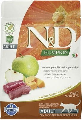 Farmina ND Pumpkin  Adult Hirsch 300g