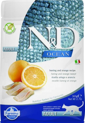 Farmina ND Ocean  Adult Hering Orange 300g