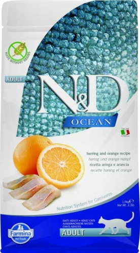 Farmina ND Ocean  Adult Hering Orange 1.5kg