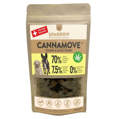 CannaMove Snack Young & Sport