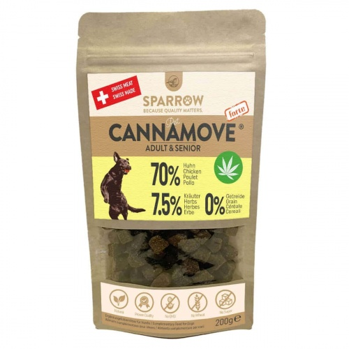 CannaMove Snack Adult & Senior