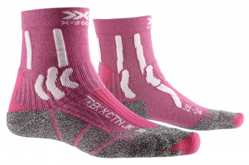 TREK X CTN JR SOCKS
